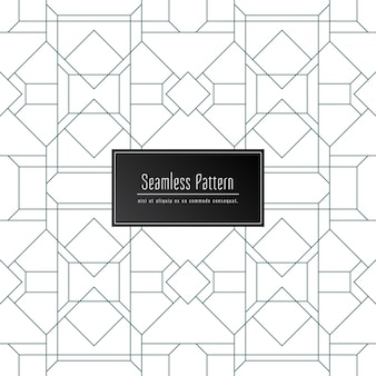 Abstract geometric seamless pattern design background