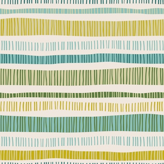 Abstract geometric seamless pattern with stripes.