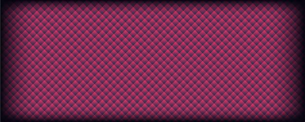 Abstract geometric shape seamless pattern background
