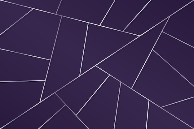 Abstract geometric sharp lines
