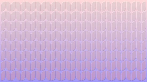 Абстрактный геометрический векторный фон с мечтательным цветовым градиентом и забавной линией