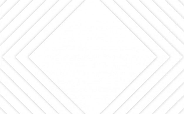 Abstract geometric white light background