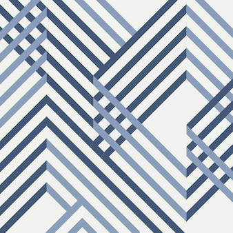 Abstract of geometrical blue pattern design.