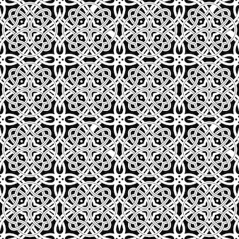 Abstract geometry seamless pattern