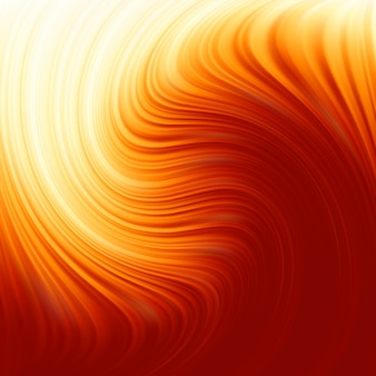 Abstract glow twist background.