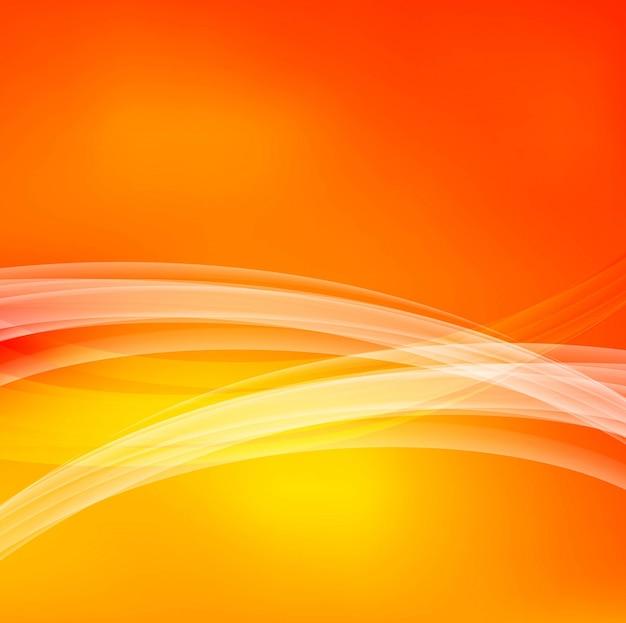 Абстрактные светящиеся яркие волны красочный фон