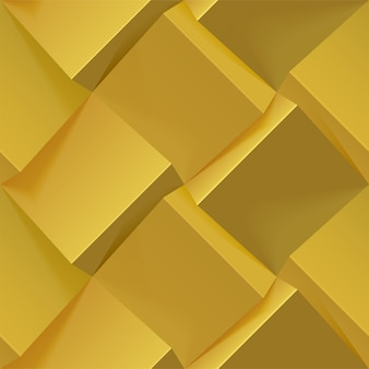 Abstract golden  geometric background. seamless pattern for cover , book , poster, flyer, website backgrounds or advertising.  realistic illustration.