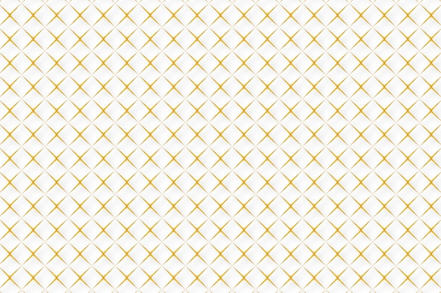 Abstract golden geometric pattern background
