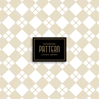 Abstract golden lines pattern background
