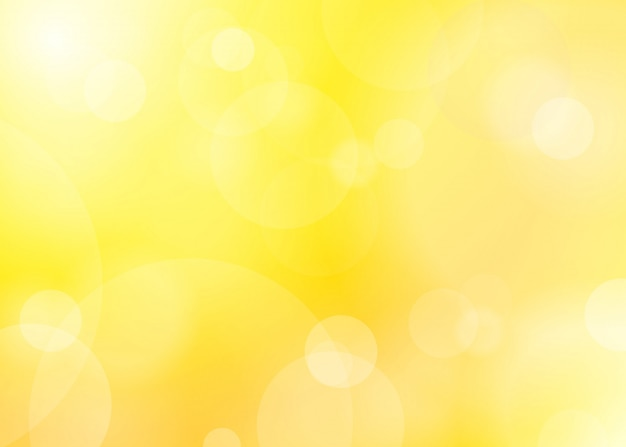 Abstract golden shine blurred background.