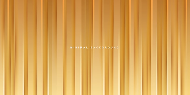 Abstract golden stripes texture background