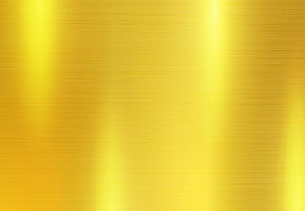 グロー光沢のあるプレートの背景の抽象的なゴールデンテンプレート。