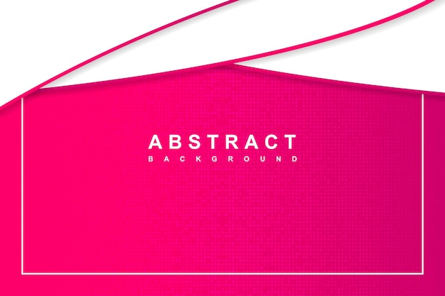 Abstract gradient background pink and purple