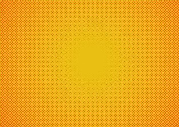 Abstract gradient background with beautiful halftone.