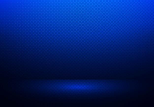 抽象的なグラデーションの青いハーフトーンの背景