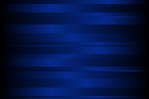 Abstract gradient blue shapes background