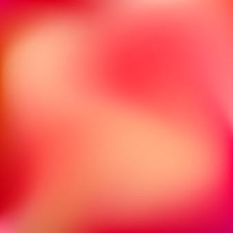 빨간색 주황색 분홍색 자홍색 노란색 및 적갈색 색상으로 추상 그라데이션 흐림 배경