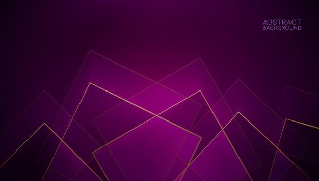 Абстрактный градиент динамический фон шаблона
