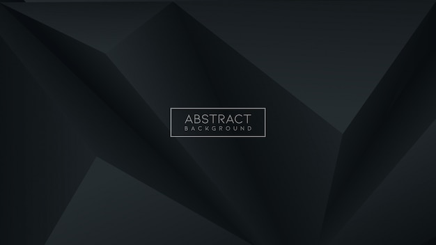Abstract gradient geometric background template