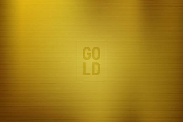 Abstract gradient gold texture template design background.