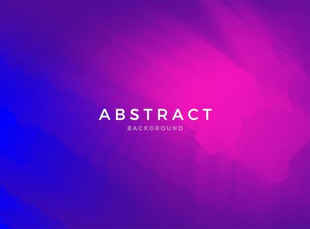 抽象的なグラデーションメッシュソフトピンクパープルカラーブレンドトレンディなベクトルの背景