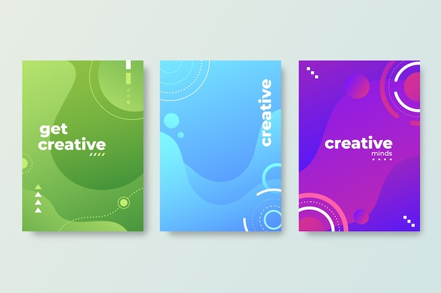 Abstract gradient models cover collection
