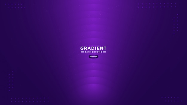 Abstract gradient modern background.