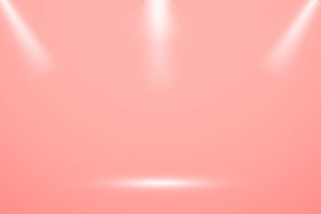 Abstract gradient pink, background for display your products -