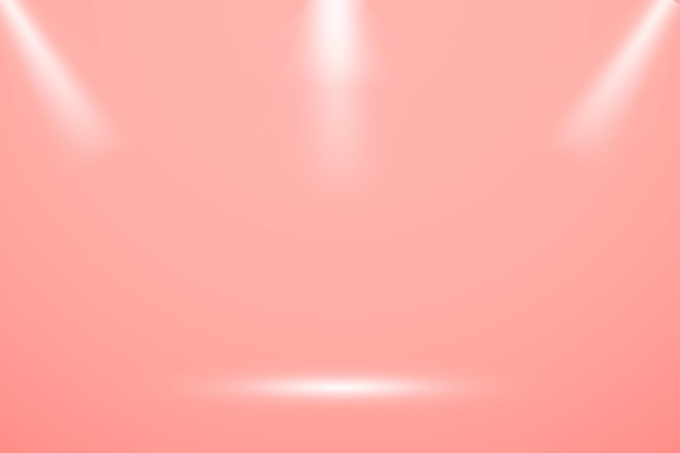 Abstract gradient pink, used as background for display your products