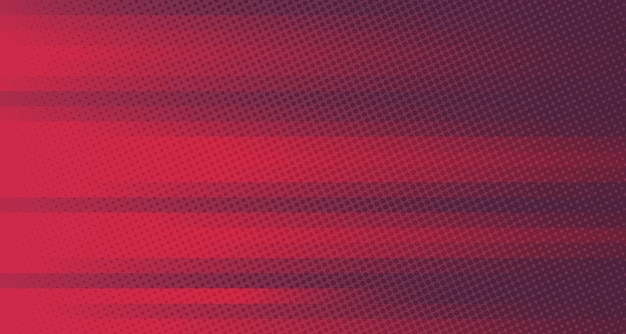 抽象的なグラデーションの赤と紫の線の背景