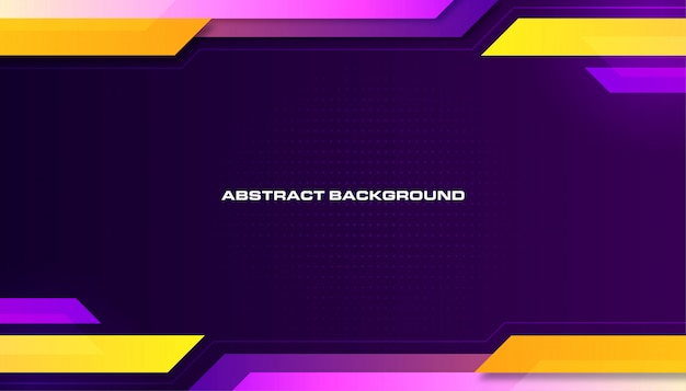 Abstract gradient sports style background