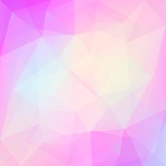 Абстрактный градиент треугольника