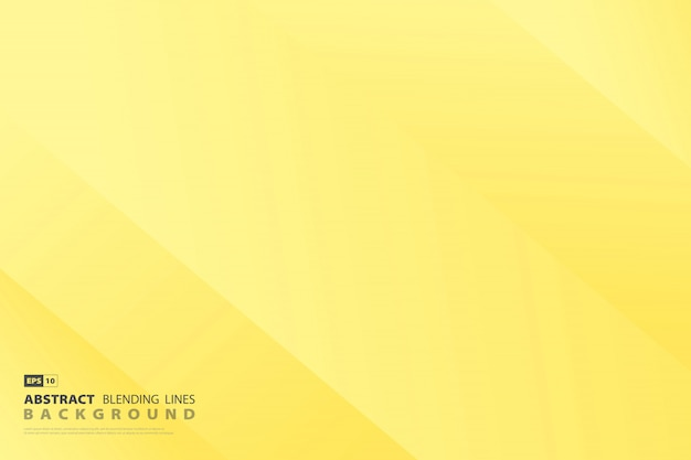 Abstract gradient yellow background.