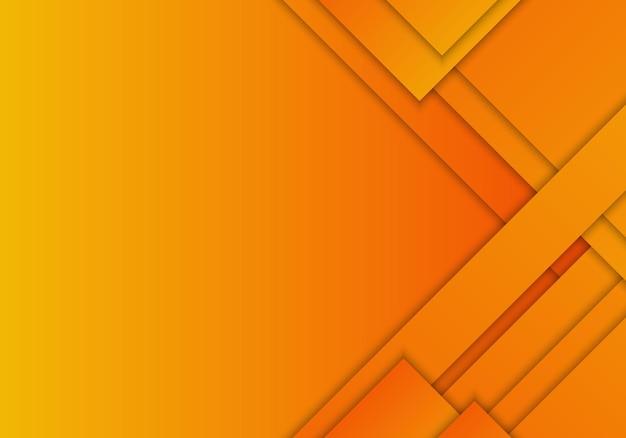 抽象的なグラデーション黄色のストライプの背景。ベクトルイラスト。