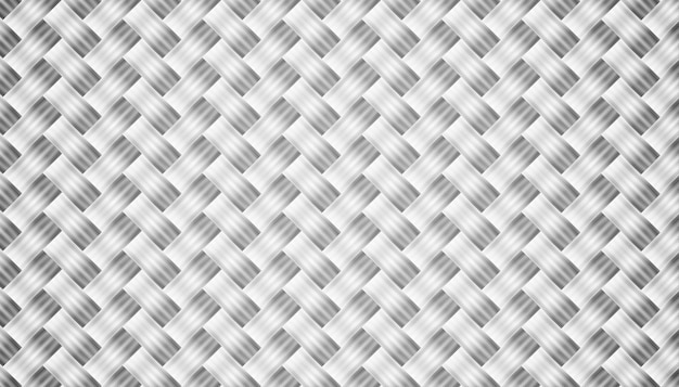 Abstract gray carbon fiber texture background design