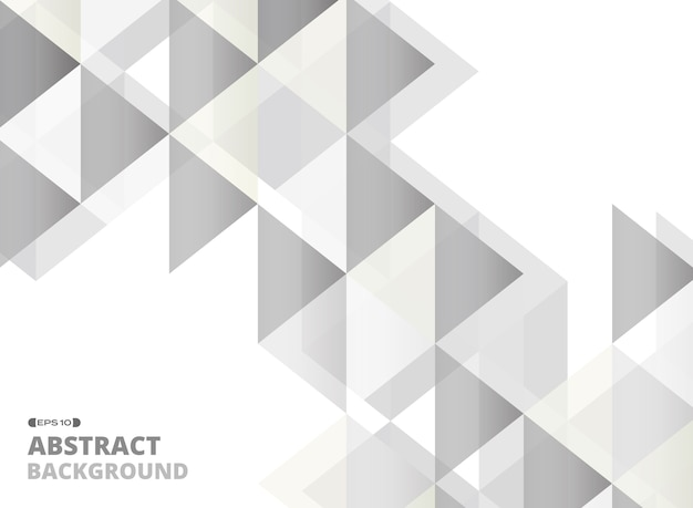 Abstract of gray square geometric pattern