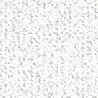 Abstract gray triangle tech of decoration background.