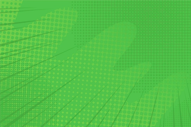 Abstract green halftone background