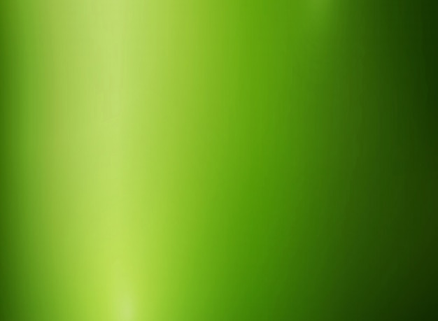Abstract green metallic polished glossy color background