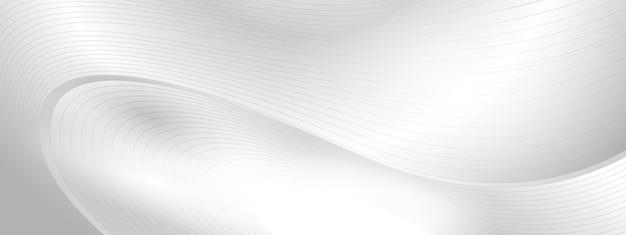 Концепция технологии абстрактный серый фон