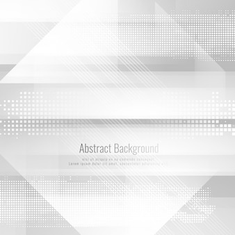Abstract grey color stylish technology background