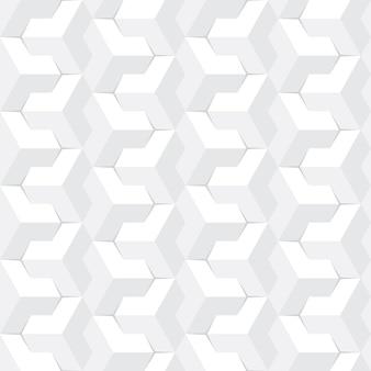 抽象的な灰色の幾何学的なシームレスパターン