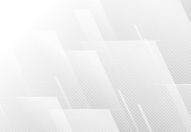 Абстрактный серый технологии дизайн фона.
