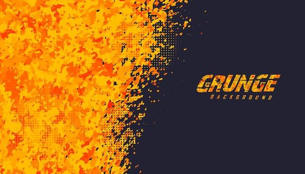 Абстрактный гранж-фон для экстремальной команды джерси, гонок, велоспорта, футбола, игр