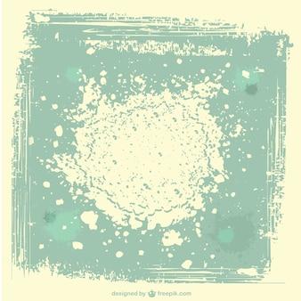 抽象的なグランジベクトルの背景