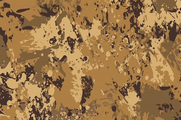 Abstract grunge camouflage background