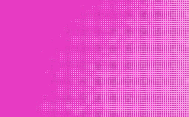 Abstract grunge halftone dots background
