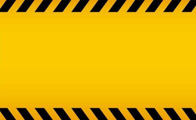 Абстрактный гранж стиль желтый и черный пустой фон