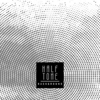 Abstract haftone design background