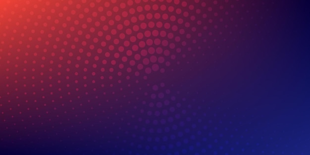 Abstract halftone background consists of different dots. abstract dotted globe illustration isolated on colorful background. vector illustration.